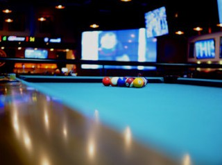 pool table recovering in Danville content img1