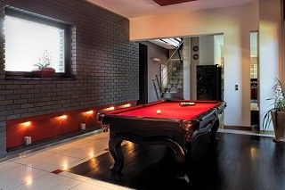 professional pool table refelting in Danville content img2